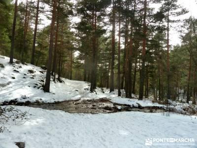 Siete Picos - Valle la Fuenfría; senderismo por madrid; excursiones por madrid